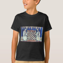 Knights Templar Chess Gangsters T-Shirt
