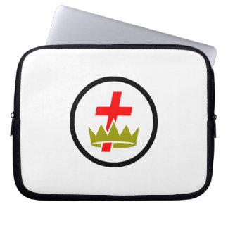Knights Templar Commandery Laptop Sleeve