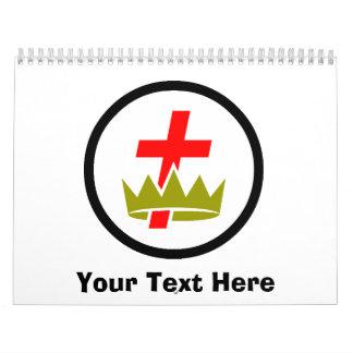 Knights Templar Commandry Calendar