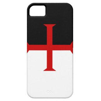 Knights Templar Flag iPhone SE/5/5s Case