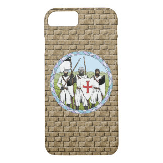 Knights Templar iPhone 8/7 Case