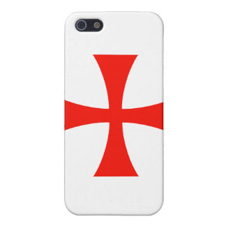Knights Templar iPhone SE/5/5s Cover