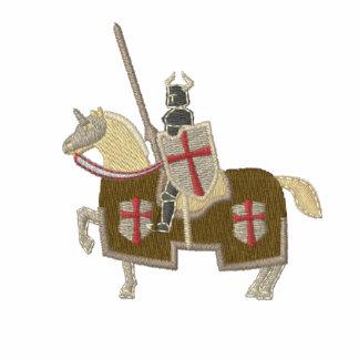 Knights Templar Medieval Crusader Polo