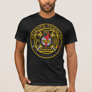 Knights Templar Military Commandery T-Shirt