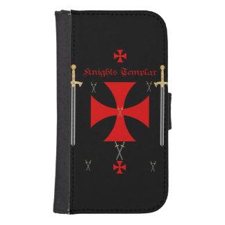Knights Templar Galaxy S4 Wallet Case