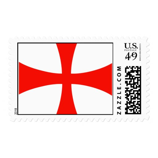 Knights Templar Postage Stamps