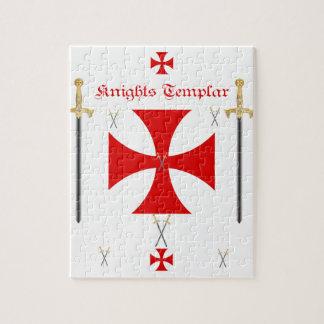 Knights Templar Puzzle