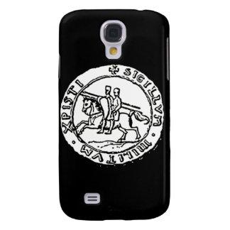 Knights Templar Seal Galaxy S4 Cases