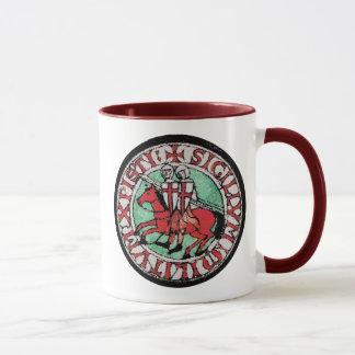 Knights Templar Seal Mug