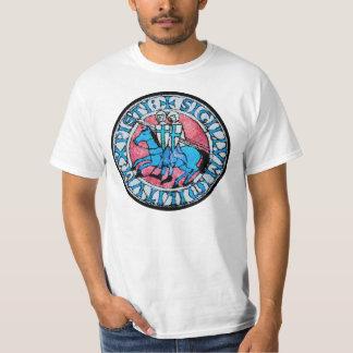 Knights Templar Seal Shirt