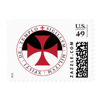 Knights Templar Seal Stamps