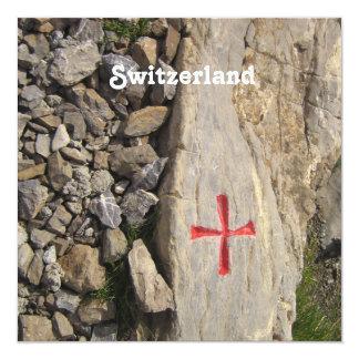 Knights Templar Switzerland Card