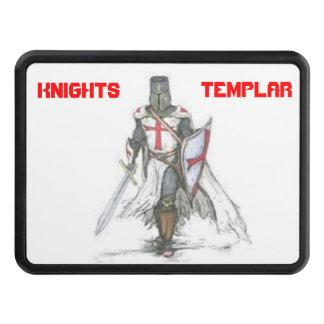 KNIGHTS TEMPLAR TOW HITCH COVER