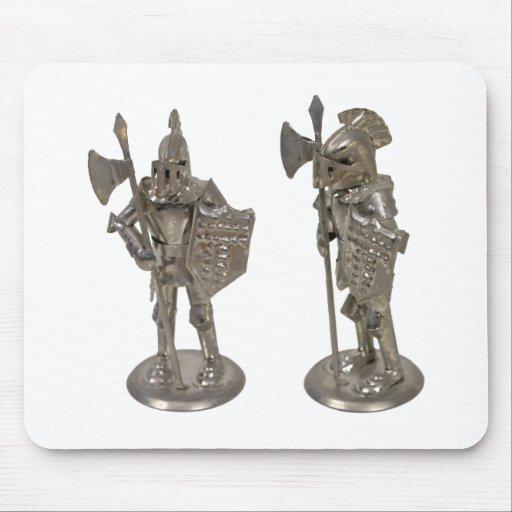 KnightsInArmor020910 Alfombrillas De Ratón
