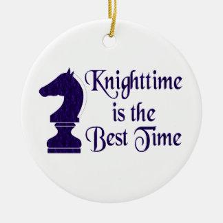 Knighttime Ornament