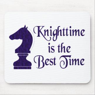 Knighttime Tapete De Ratones