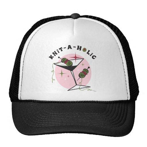 Knit-A-Holic Hats