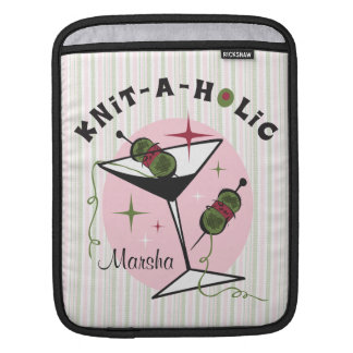 Knit-A-Holic Sleeve For iPads