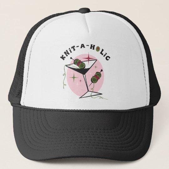 Knit-A-Holic Trucker Hat