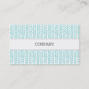 Knitting business cards templates zazzle knit business card colourmoves