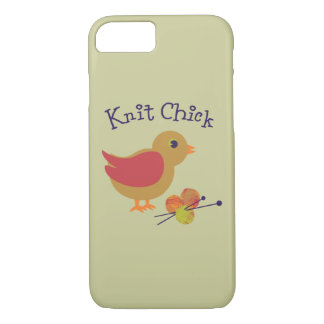 Knit Chick iPhone 8/7 Case