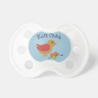 Knit Chick Pacifier