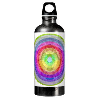 Knit Club - Rainbow Woolen Balls SIGG Traveler 0.6L Water Bottle
