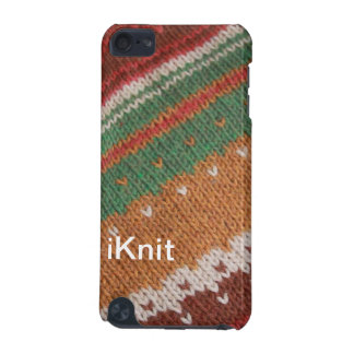 Knit design iPod Touch case