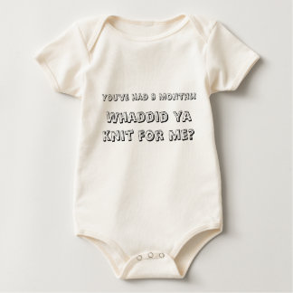 knit for me baby shirts