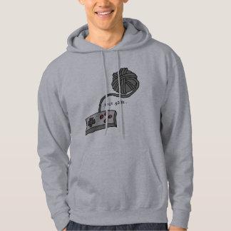 .knit.g33k. hoodie, light hoodie