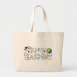 Knit Happens Tote Bags
