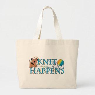 Knit Happens Bag