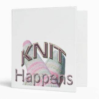 Knit Happens Binder