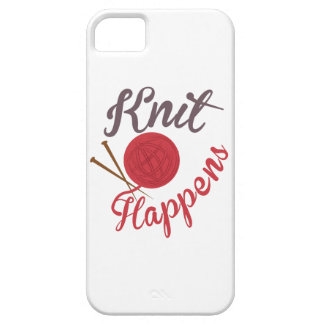 Knit Happens iPhone SE/5/5s Case