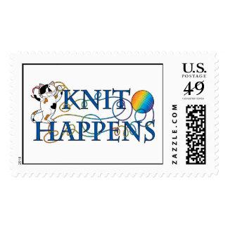 Knit Happens Stamps