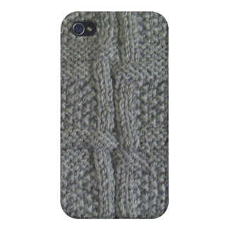 Knit Intertwined Itouch case iPhone 4 Case