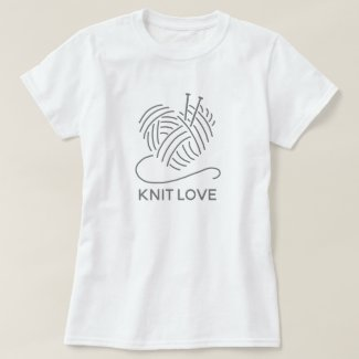 Knit Love T-Shirt