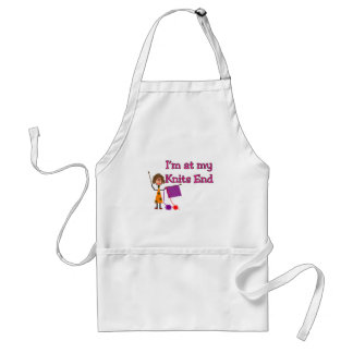 Knit Lovers Gifts Adult Apron
