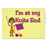 Knit Lovers Gifts Cards