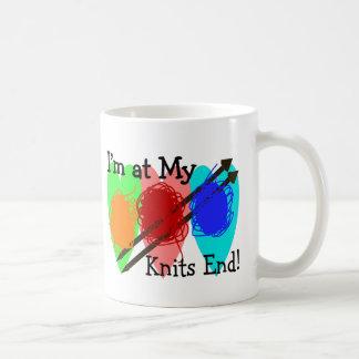 Knit Lovers Gifts Coffee Mug