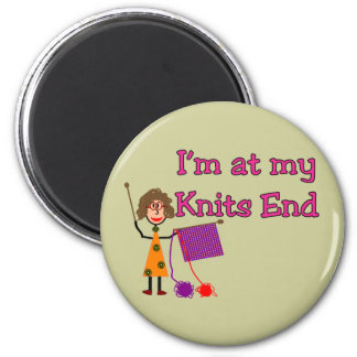 Knit Lovers Gifts Refrigerator Magnets