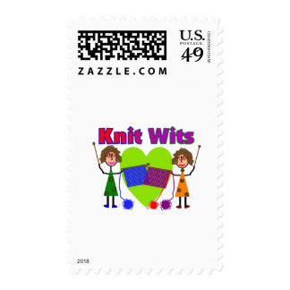 Knit Lovers Gifts Stamps