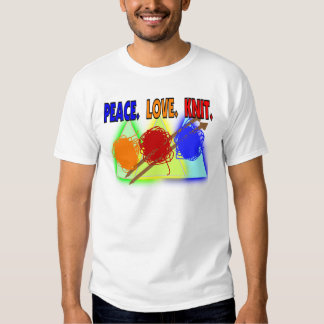 Knit Lovers Gifts Tshirts