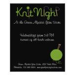 Knit Night Flyer Small