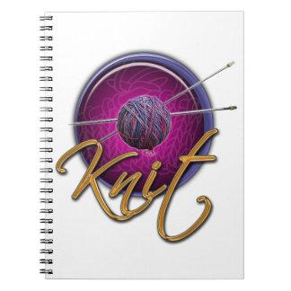 Knit Notebook