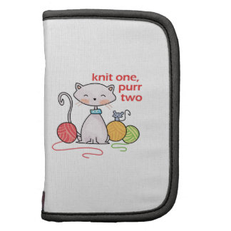 KNIT ONE PURR TWO FOLIO PLANNERS