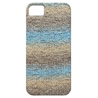 knit pattern iPhone SE/5/5s case