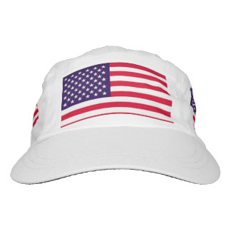 KNIT PERFORMANCE US FLAG HAT