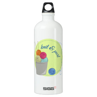 Knit & Pure SIGG Traveler 1.0L Water Bottle