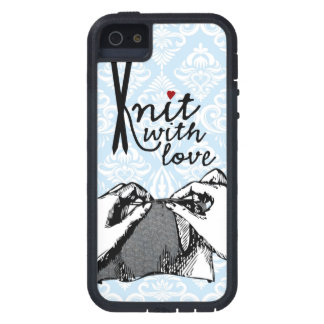 Knit with Love iPhone SE/5/5s Case